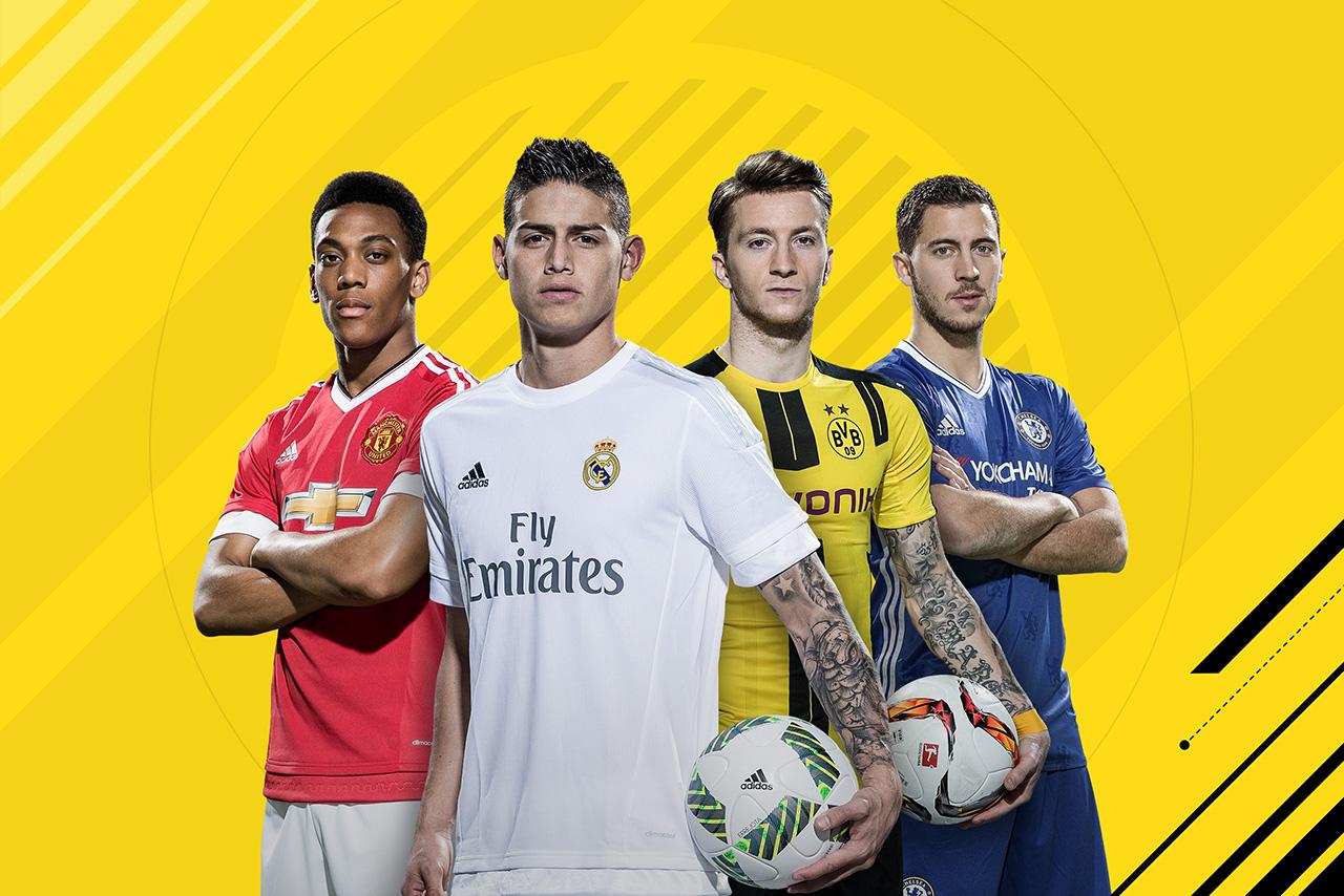 EL LANZAMIENTO DEL AÑO FIFA 17